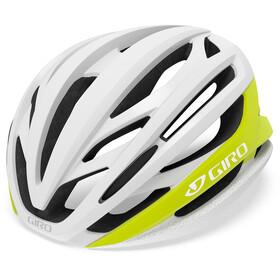 Giro Syntax MIPS casco per bici bianco